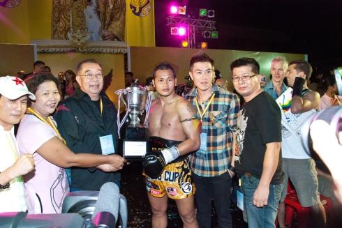 Yodsaenklai Fairtex Wins King's Cup
