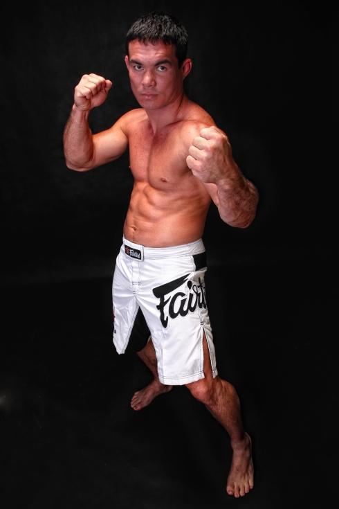 Adrian Pang MMA