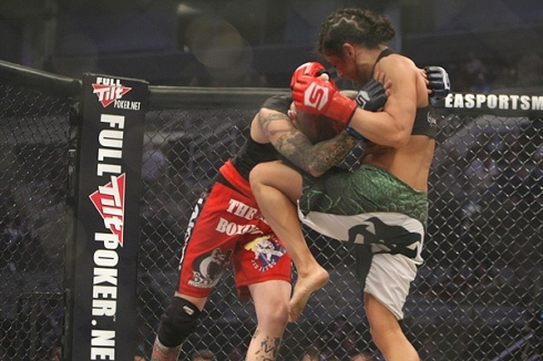 Jenna Castillo At Strikeforce