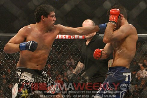 Gilbert Melendez vs Josh Thomson MMAWeekly