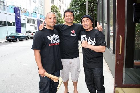Fairtex BBQ And Punch 2