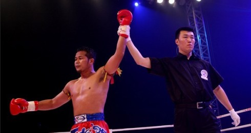Fairtex Fighters In China