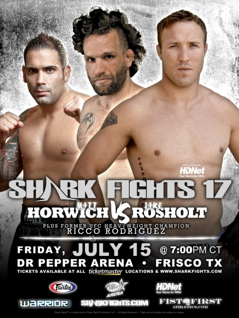 Shark Fights 17 Poster