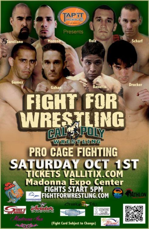 Fight For Wrestling