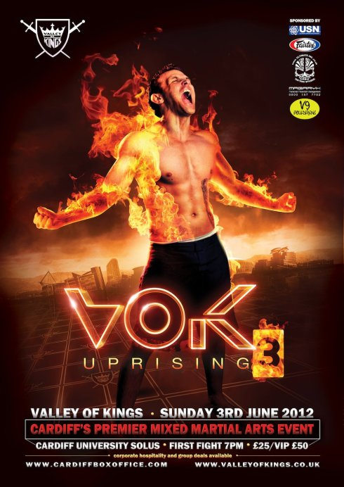 Valley of Kings MMA Championships 6/3/12