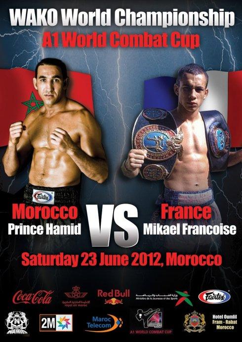 Prince Hamid VD Mikael Francoise