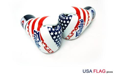 Limited USA FLAG Gloves