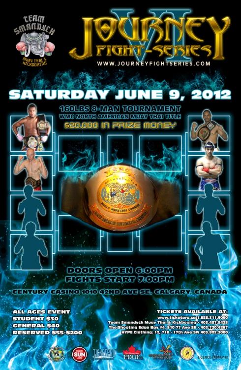 Fairtex USA Daniel Kim set to participate in Journey Fight Series 8 Man Tournament
